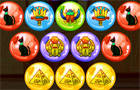 Giochi online: Bubble Shooter Egypt