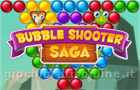 Giochi online: Bubble Shooter Saga
