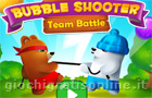 Bubble Shooter Team Battle