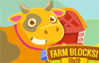 Giochi online: Farm Blocks 10x10