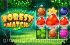Giochi online: Forest Match