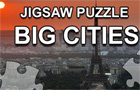 Jigsaw Puzzle: Big Cities