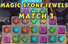 Giochi di carte : Magic Stone Jewels Match 3