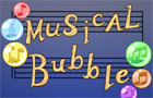 Giochi di puzzle : Musical Bubble
