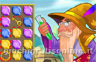 Giochi di puzzle : Wizard Jewels
