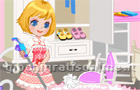 Giochi online: Cleaning Time! Birthday Party