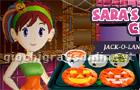 Sarah's Cooking Class: Jack-o-Lanterns