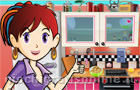 Giochi online: Sara's Cooking Class: Caramel Brownie