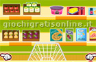 Giochi online: Super Mom Shopping