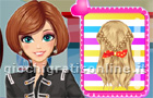 Giochi online: Three kinds of spring hairstyle
