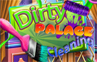 Giochi per ragazze : Dirty Palace Cleaning