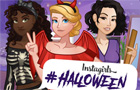 Giochi platform : Instagirls Halloween Dress Up