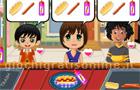 Giochi online : Delicious Burger Shop