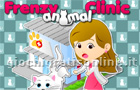 Giochi online: Frenzy Animal Clinic