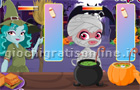 Giochi online: Halloween Babies Party