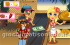 Giochi online: Jennifer Rose: Snack Bar