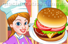 Giochi online: Burger Shop
