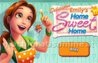 Giochi online: Emily's Home Sweet Home