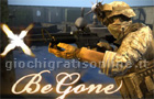 Giochi online: Be Gone Guerra
