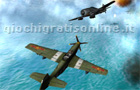 World War Pacific Planes