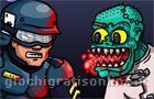 Giochi online: Swat Vs. Zombies 2