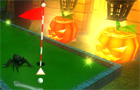 Mini Golf Halloween