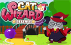 Giochi online: Cat Wizard Defense