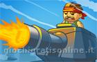 Giochi biliardo : Defend the Tank