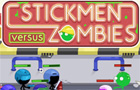 Stickmen Vs. Zombies
