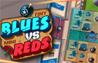 Giochi online: Tiny Blues Vs Mini Reds