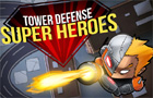 Giochi sport : Tower Defense Super Heroes