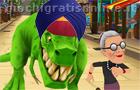 Giochi auto : Angry Gran Run India.
