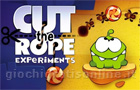 Giochi biliardo : Cut The Rope: Experiments