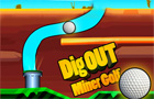 Giochi online: Dig Out Miner Golf