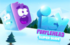 Icy Purple Head: Super Slide