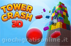 Giochi online: Tower Crash 3D