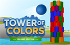 Giochi online: Tower Of Colors: Island Edition